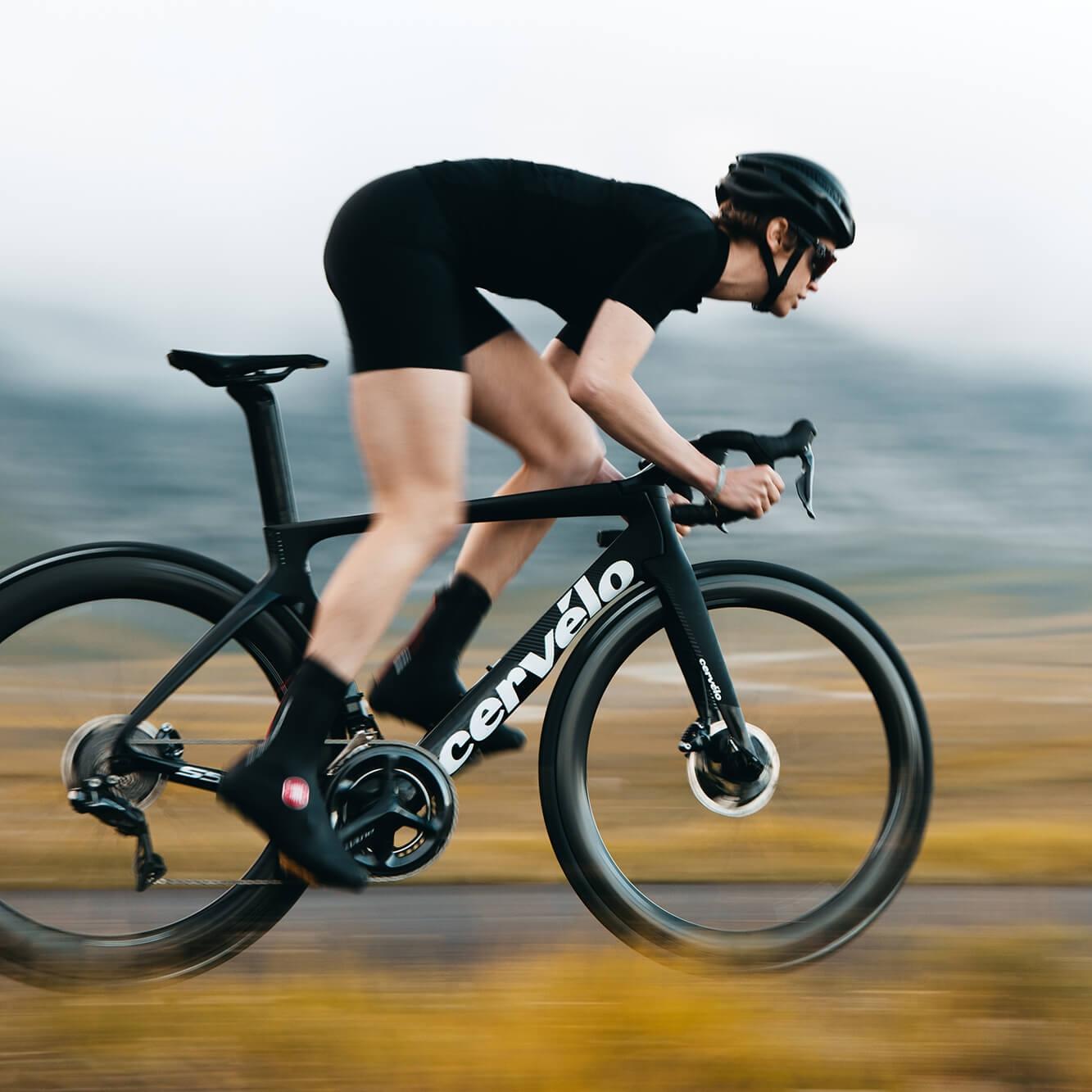 Cérvelo - Design e progettazione delle biciclette più veloci al mondo.