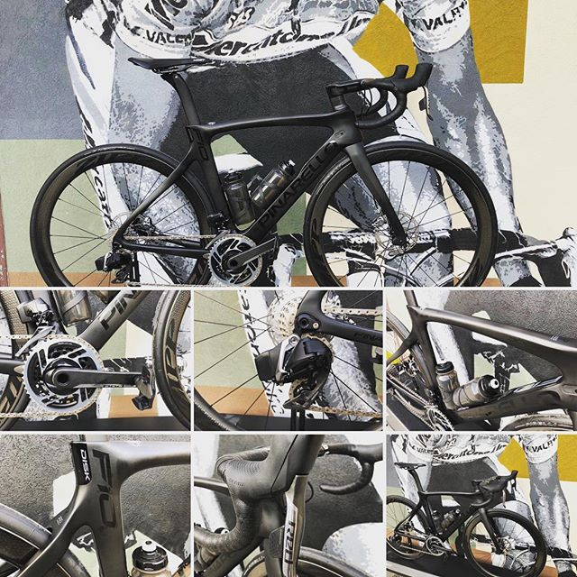 #pinarellof10 #sram #ciclismo #ciclistefanelli #etap anteprima sram etap 12 velocità !! Passate a vederlo !
