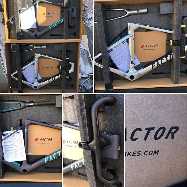 #ciclistefanelli #factorbikes nuovo marchio in esposizione