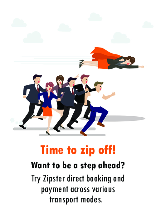 Zipster mobility-as-a-service maas singapore all-in-one transport app book plan pay