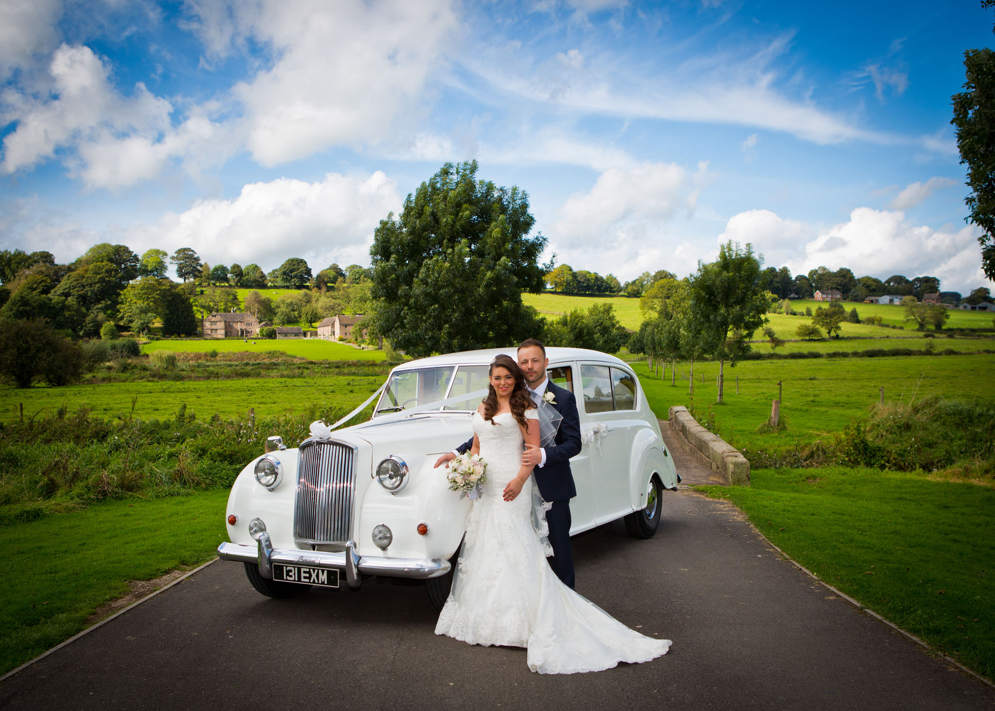 The Ashes Barns wedding venue