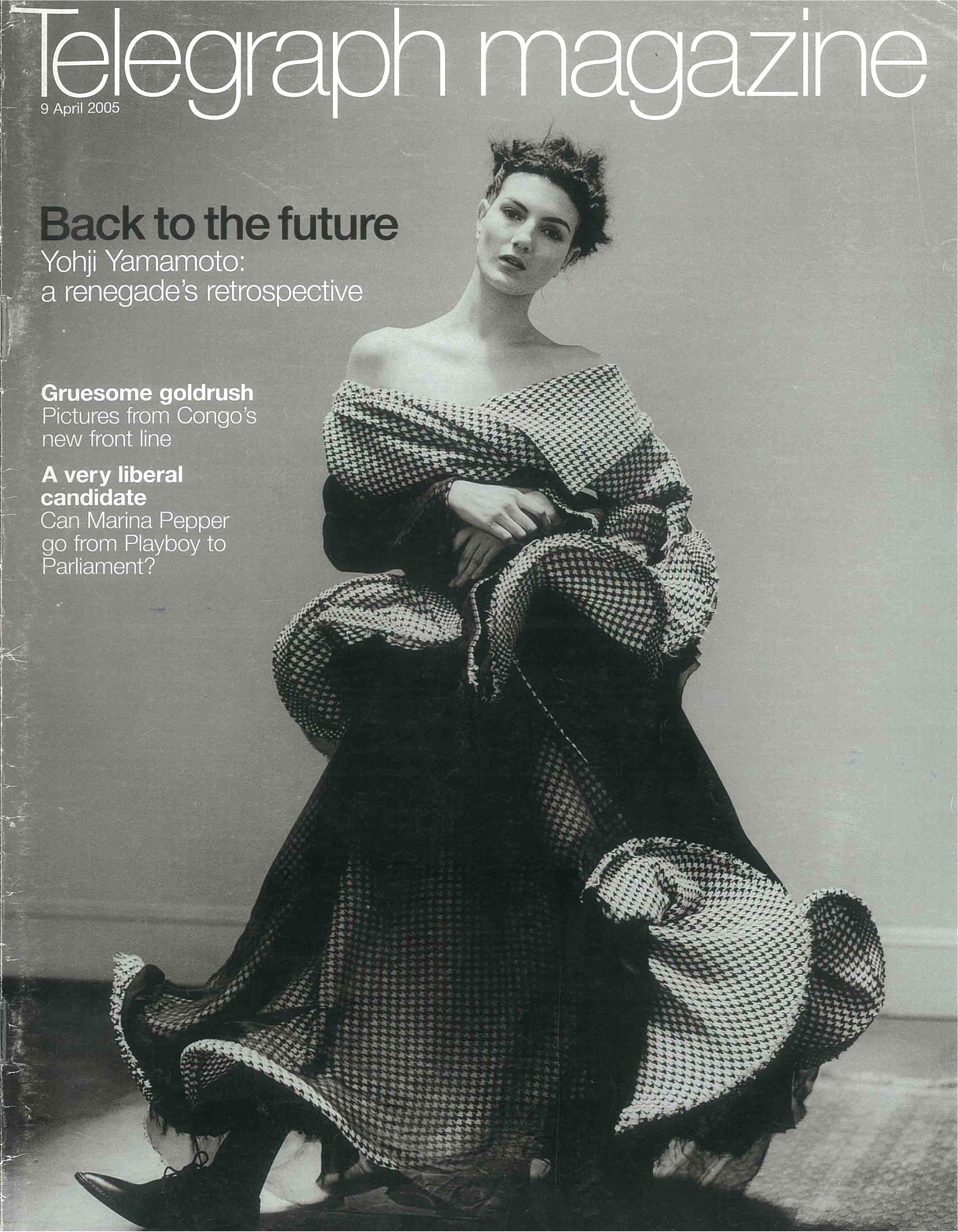 Telegraph Magazine, April 2005 - Regents Park
