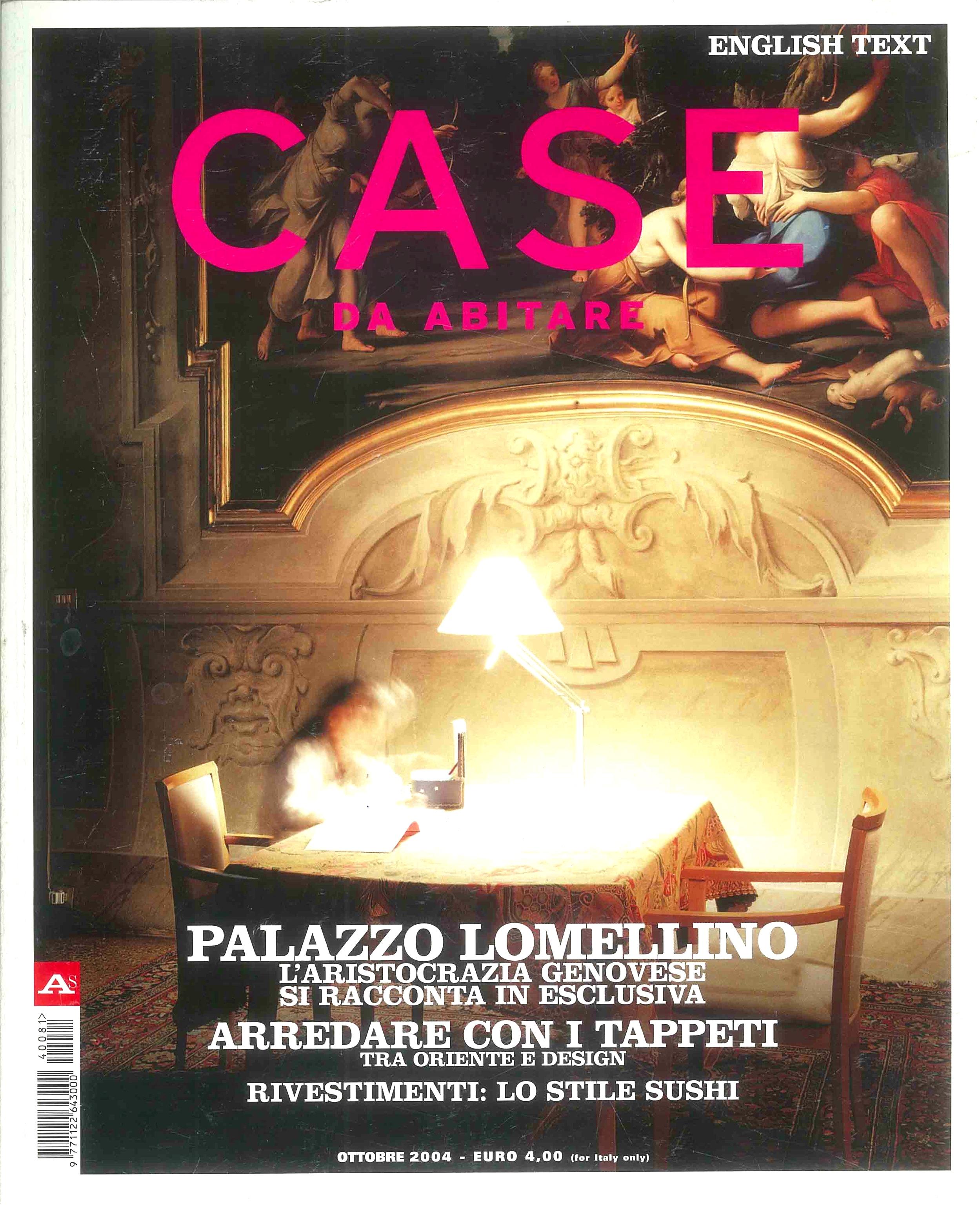 Case da Abitare, October 2004 - Regents Park