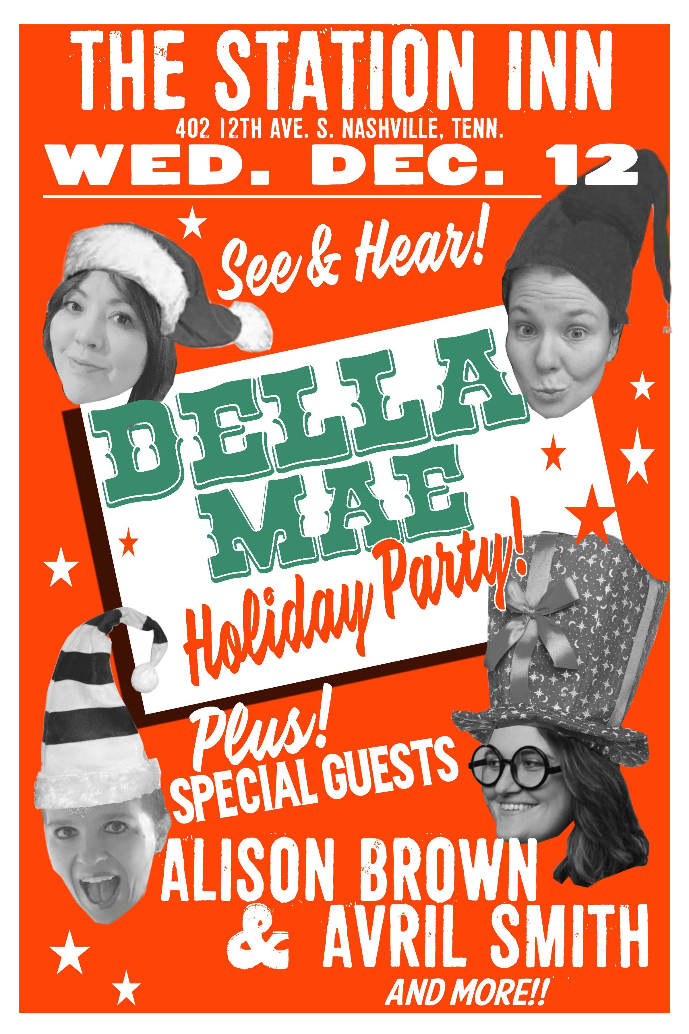 Della Mae Holiday Party Station Inn.jpg