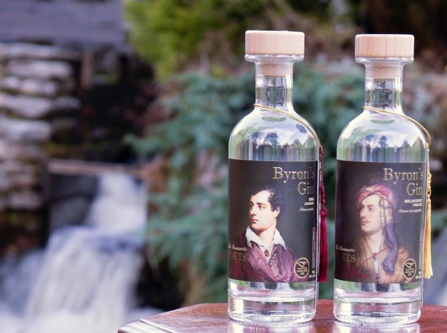 Byrons Gin