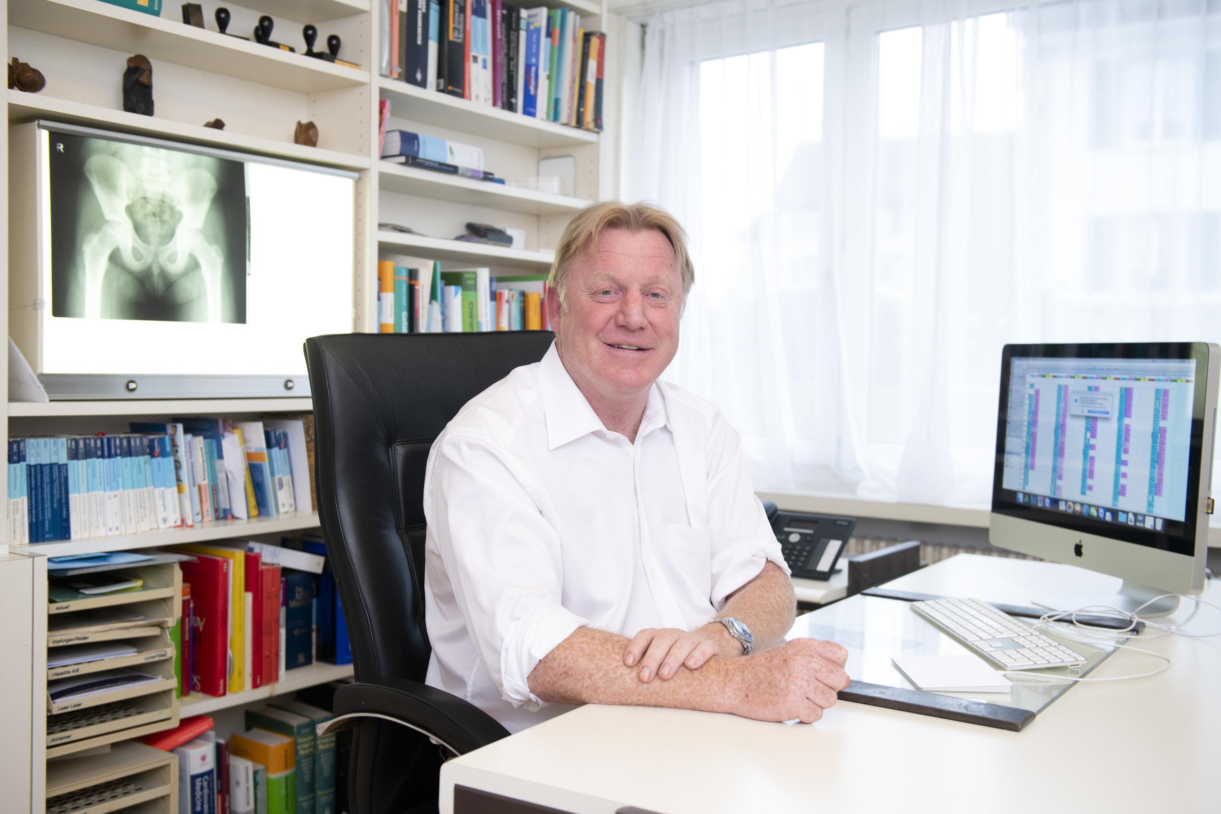 Dr. med. Harald Ohliger