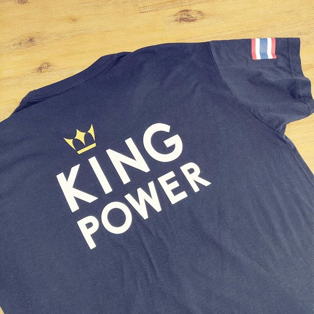 Tees tees tees 👕👕👕 More 3 position prints for King Power! . . . Get in touch for a quote today: 📞01730 268 884 📩info@tecpromotions.co.uk 🖥tecpromotions.co.uk  ____  #TECpromotions #customembroidery #embroideredclothing #embroidery #embroideredshirt #embroideredtshirt #embroiderywork #printing #clothing #embroideredshirts #embroideryshop #embroiderycompany  #corporateclothing #workwear #brand #brandedclothing #printshop #customprinting #screenprinting #screenprint #screenprinted #screenprintinguk #screenprintshop #screenprintingservice #custommerch #custommerchandise #customapparel #tshirtprinting #uktshirtprinting #printedclothing