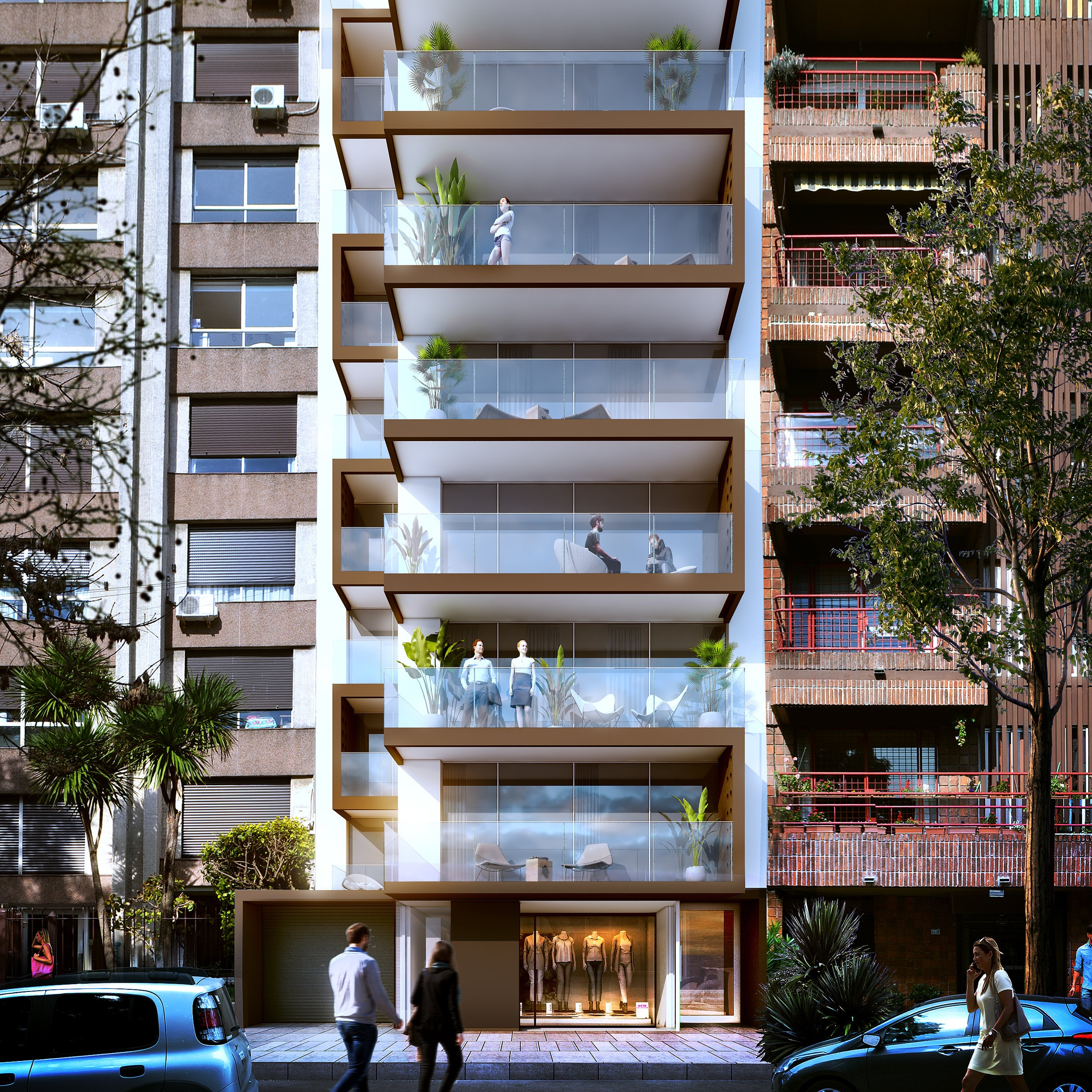 Edificio Bartolito - Montevideo - Ver Galería