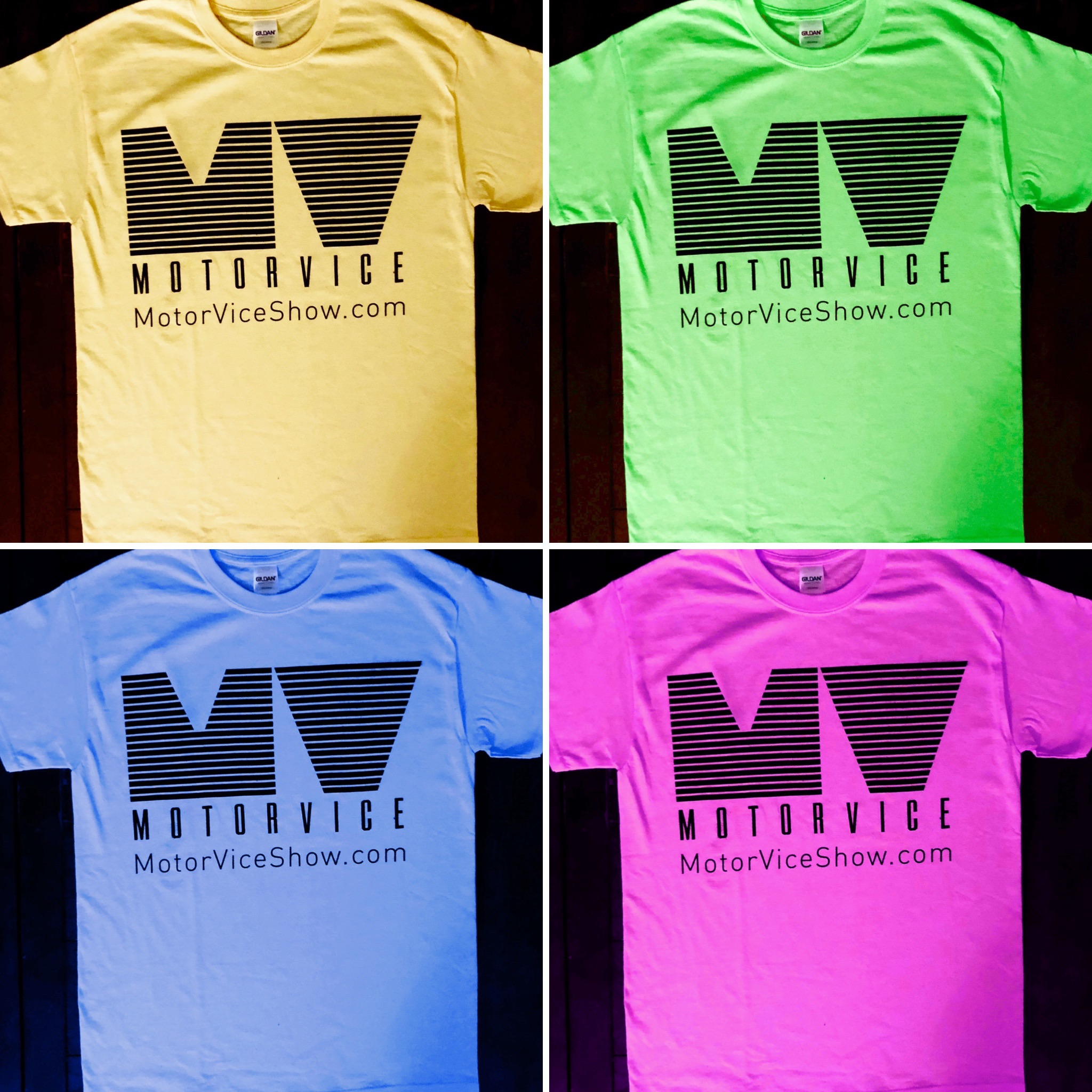 MotorVice Bold and Bodacious T shirt   Rock one of these and just totally win at life   $22