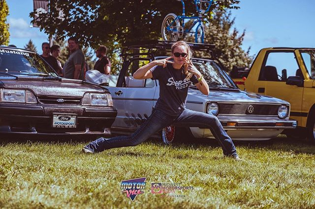 September 14th. MotorVice Midwest II : Raiders of the Lost CarPark. Tickets are on sale now. @djek1982 will be spinning tunes all day. @hagertyclassiccars will have a rep at the show all day to discuss helping you properly insure your appreciating classic. Dance moves, Drum Off, Sexy Sax hour. It's all going down September 14th. Tickets on sale now. Link in bio. Early bird special still live. VIP parking indoors, still available. Come join us and party like it's 1989. . #raidersofthelostcarpark #80saesthetic #80sparty #toyotacrown #motorviceshow #mustang #foxbody #mustang50 #geotracker #rabbit #vwcabriolet #mk1cabrio #geo #tracker #rollinginmy5point0 #motorvice #motorvicemidwest2 #80s #90s #bmw #ferrari #delorean