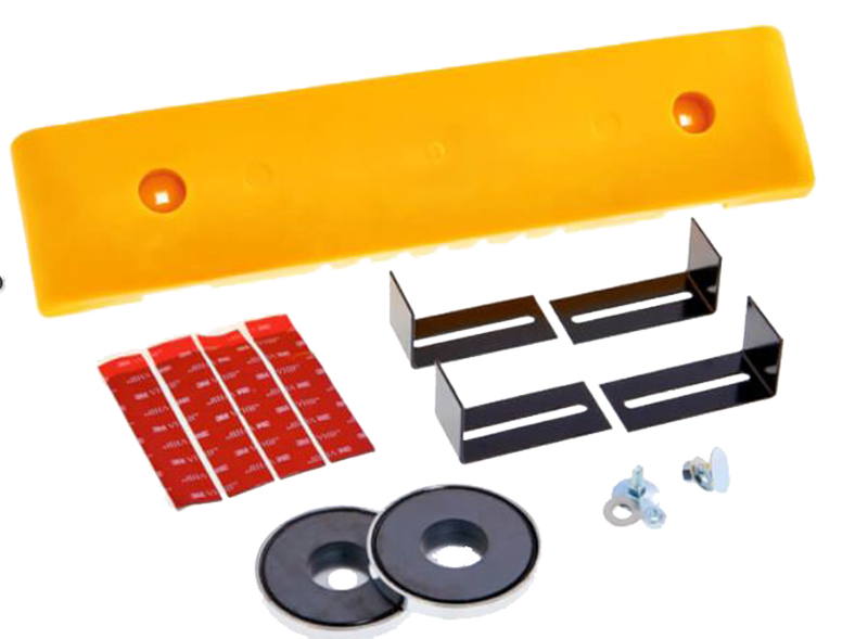 > Safe Bump Forklift Protectors - View details by clicking above
