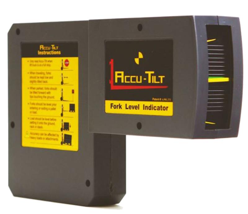 > Accu-Tilt Fork Tilt Level Indicator - View details by clicking above