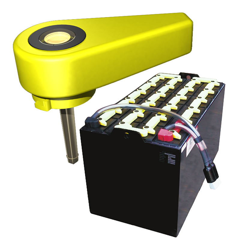 > Dissipator Forklift Battery Cap - View details by clicking above