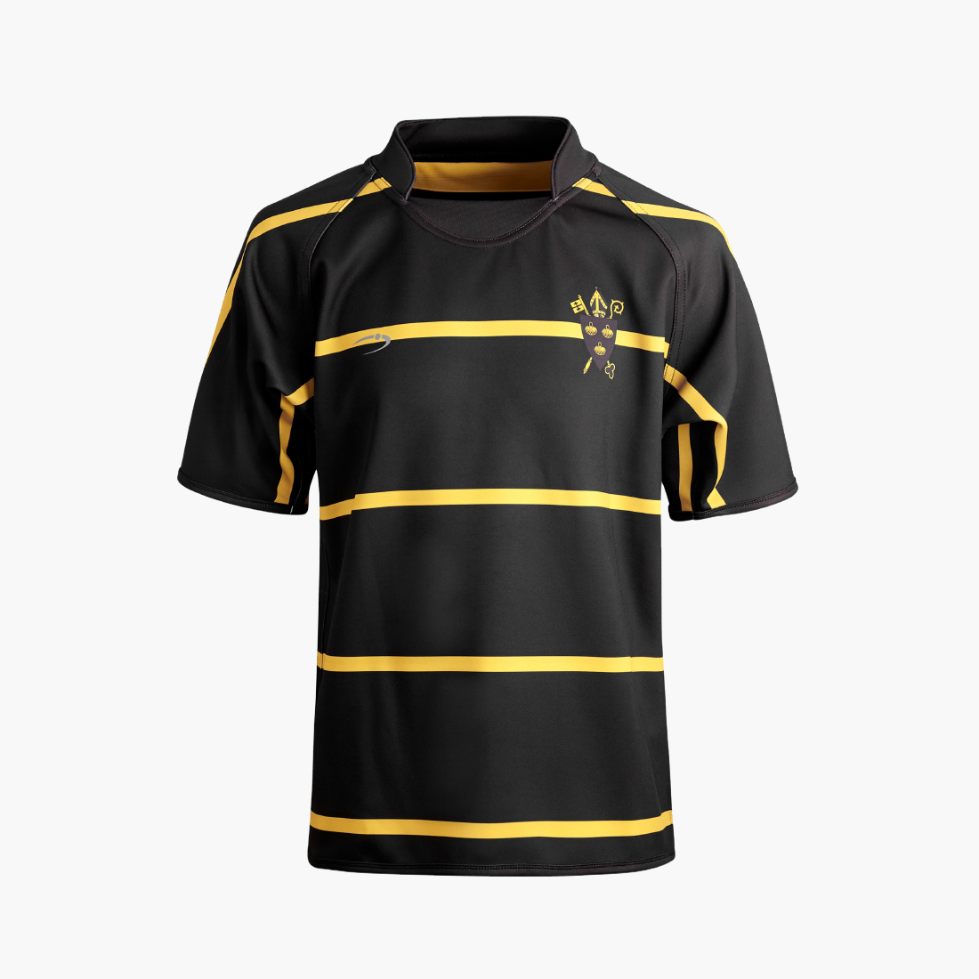 2 WAY STRETCH SUBLIMATED RUGBY SHIRT