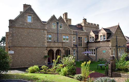 Crest Lodge - 01428 605 577A beautiful Yorkstone Mansion, overlooking the National Trust Golden Valley Estate where we welcome young adults with severe and enduring mental illness