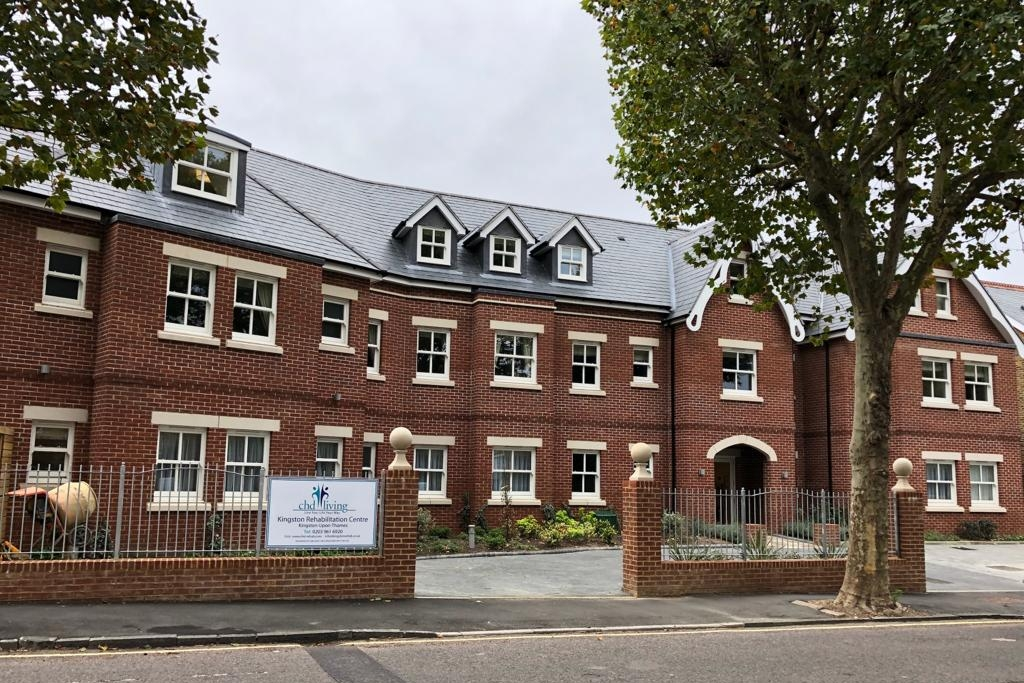 Kingston Rehab - 0203 961 6920A purpose-built centre with state-of-the-art facilities for people requiring residential Rehabilitation in the heart of Kingston upon Thames