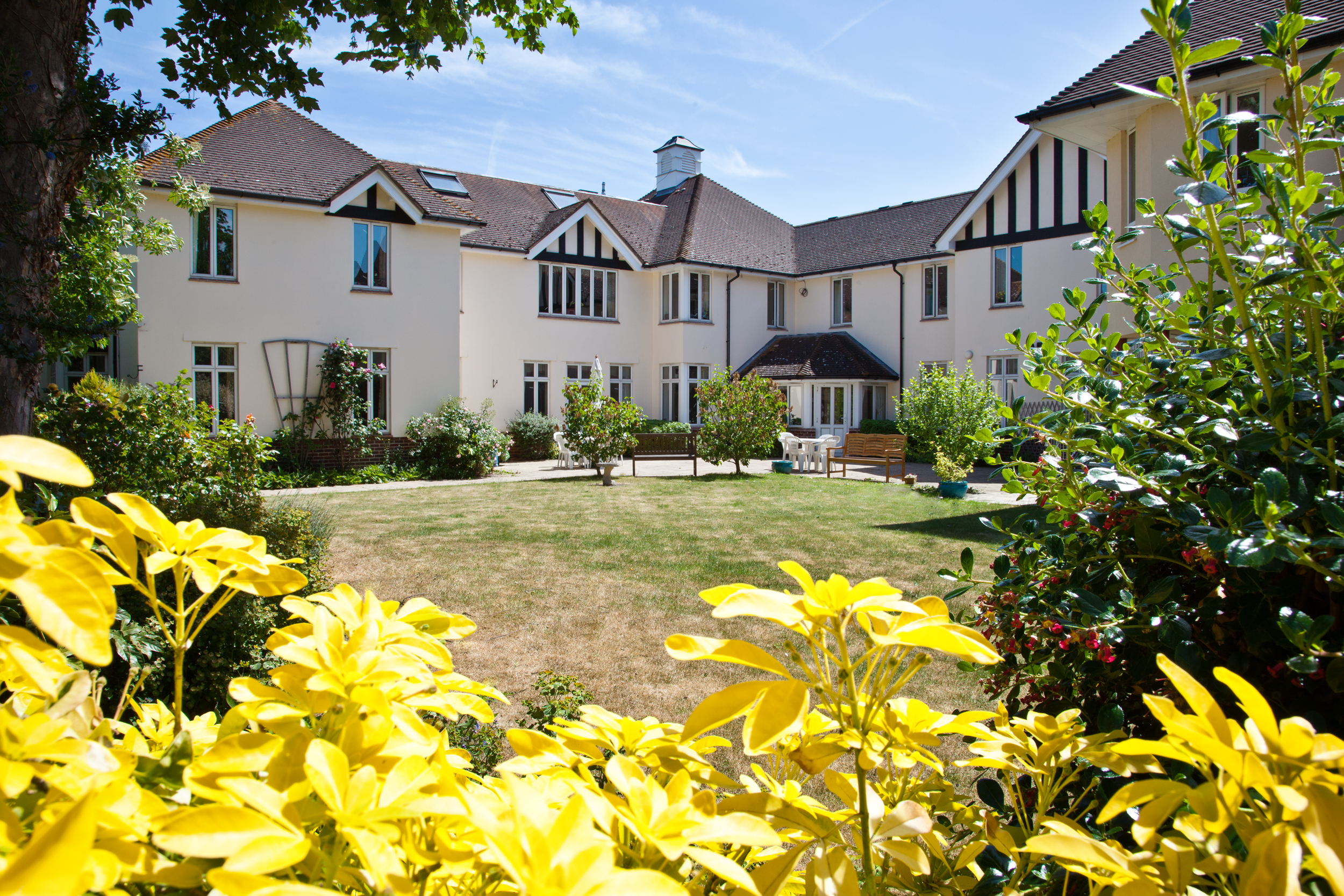 Whitegates - 01784 441 287A beautiful purpose built facility, set in a quiet, riverside location where we welcome people requiring residential, nursing care
