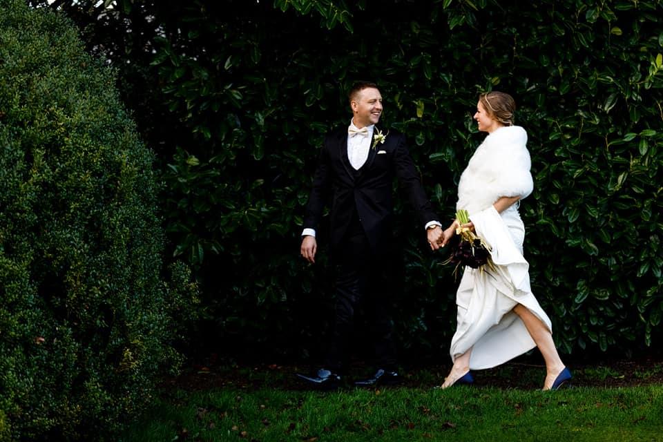 Wedding Planners- Happy Couple