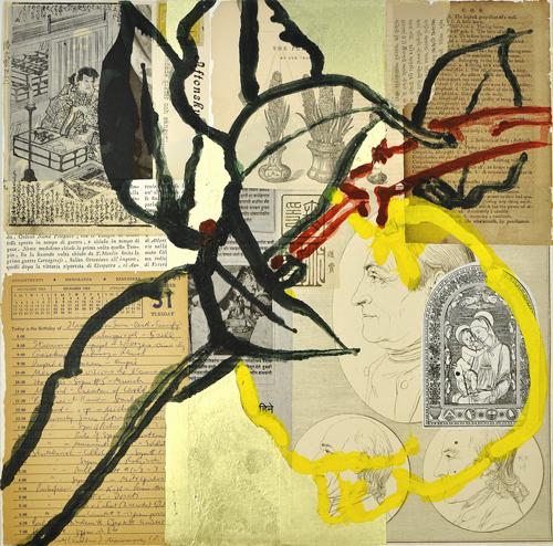 Robert Kushner,  Lemon I , 2014.