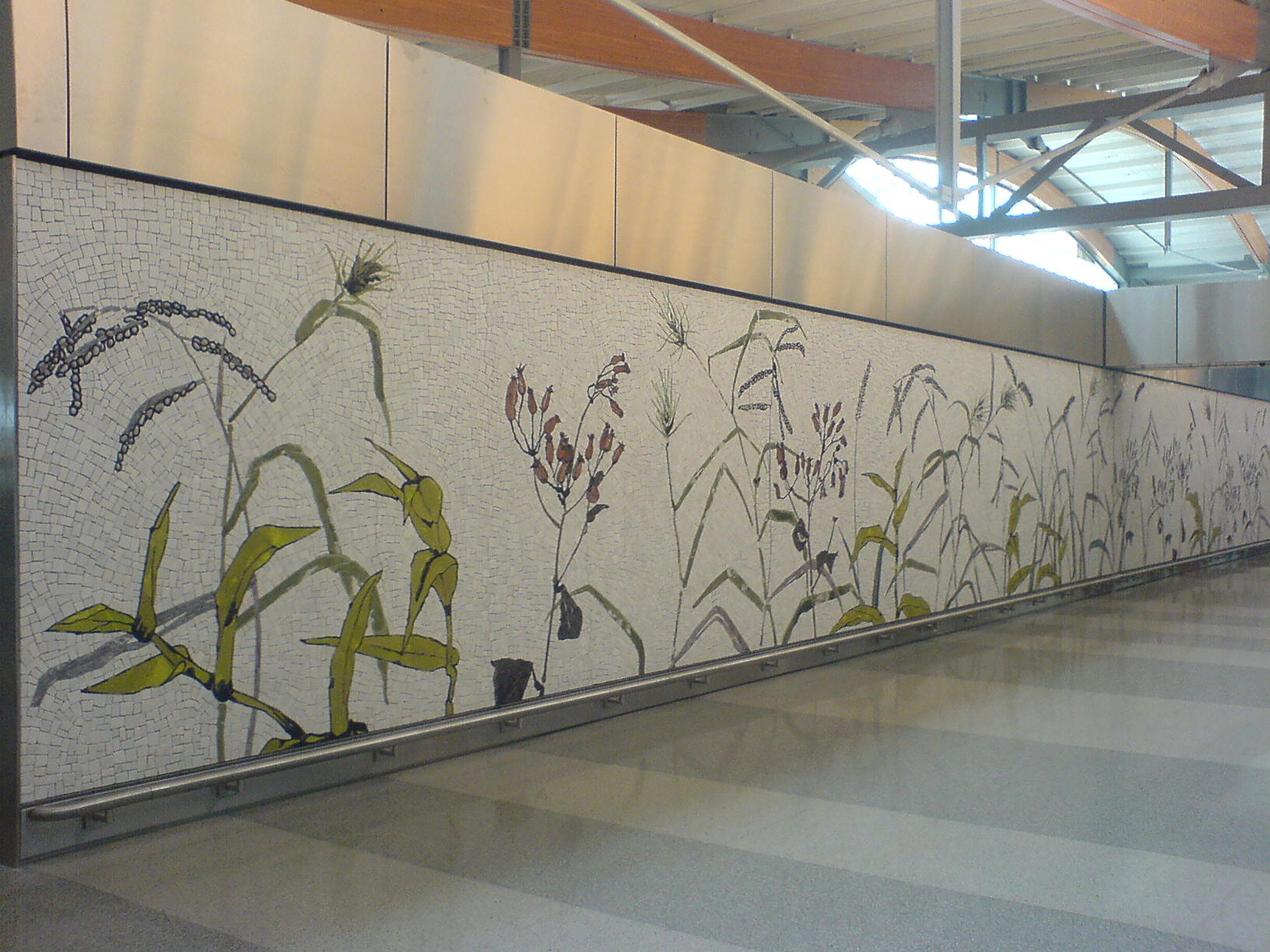 _Welcome,_ Domestic Arrivals Corridor,  Raleigh Durham International Airport, NC 1 copy.jpg