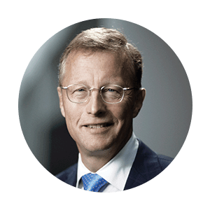 NILS SMEDEGAARD ANDERSEN   Group CEO at Mærsk Group