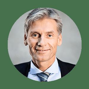THOMAS F. BORGEN   Group CEO at Danske Bank