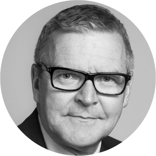 LARS ROHDE   Chairman of the Board of Governors Danmarks Nationalbank
