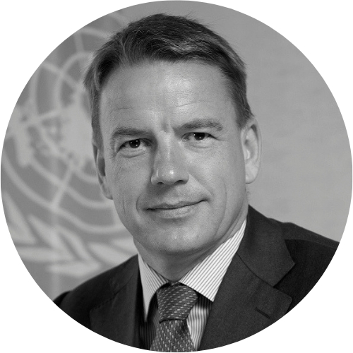 CHRISTIAN FRIIS BACH   Former Executive Secretary, United Nations Economic Commission for Europe