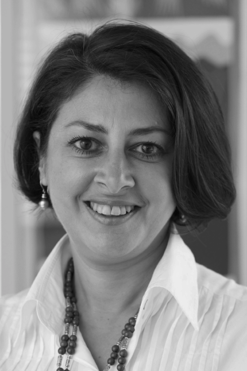 AFSHAN KHAN   Regional Director, Europe & Central Asia, Unicef