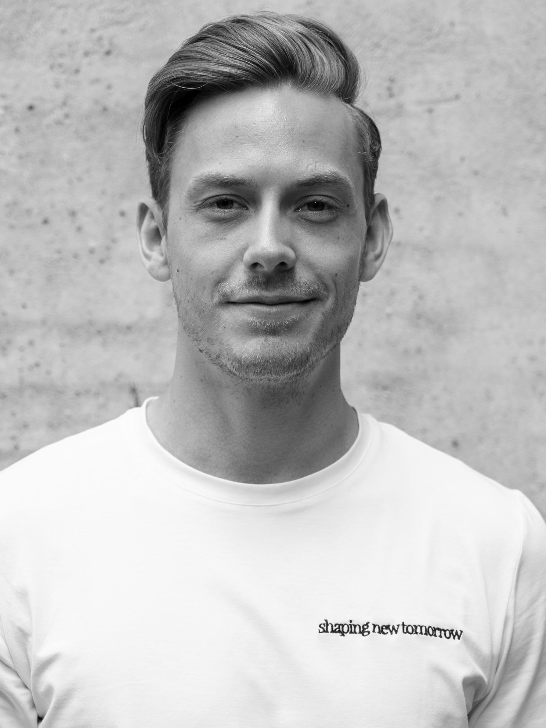 CHRISTIAN AACHMANN  CO-FOUNDER, SHAPING NEW TOMORROW  TRACK: CREATIVE MINDS