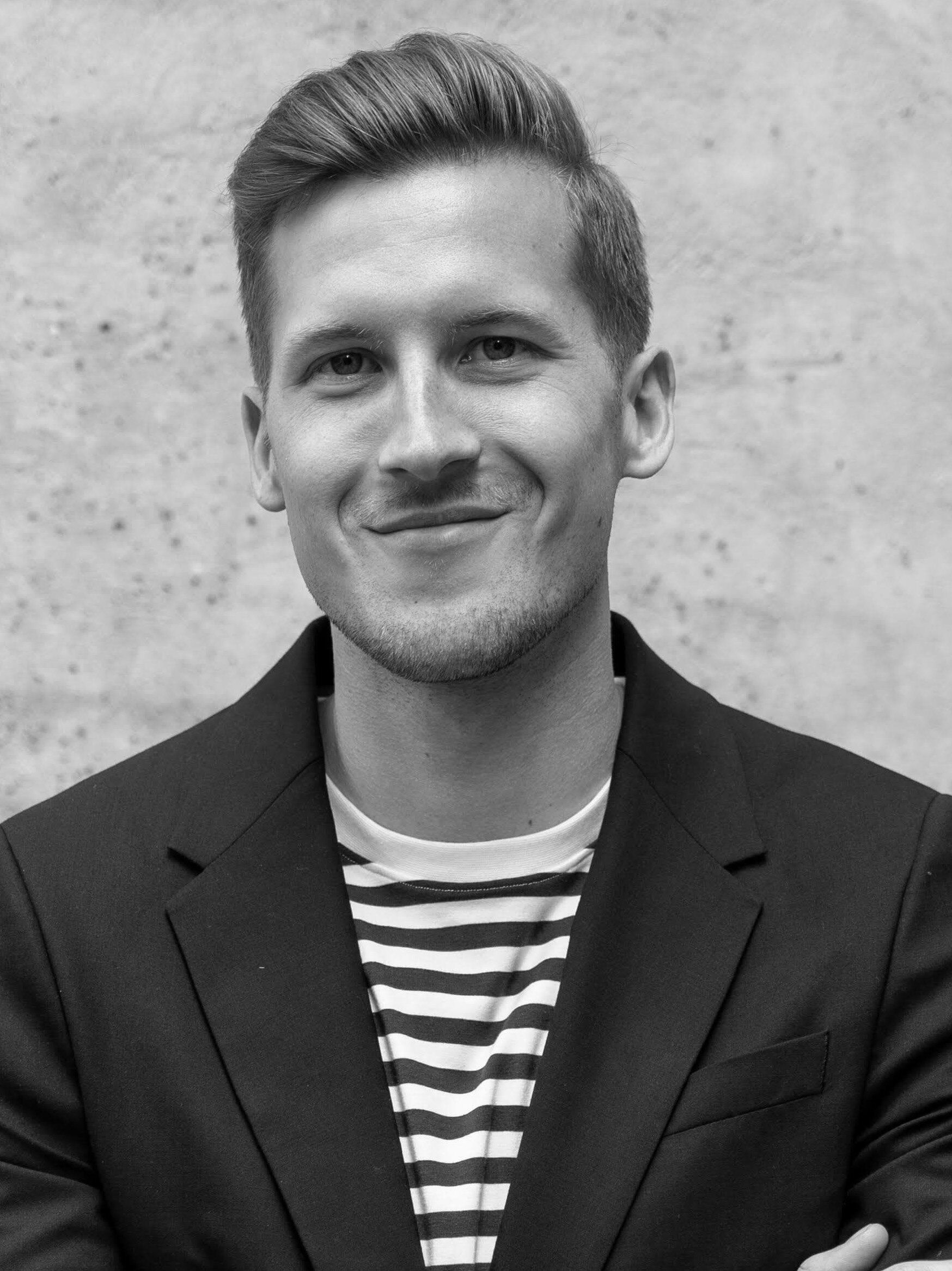 KASPER ULRICH  CO-FOUNDER, SHAPING NEW TOMORROW  TRACK: CREATIVE MINDS