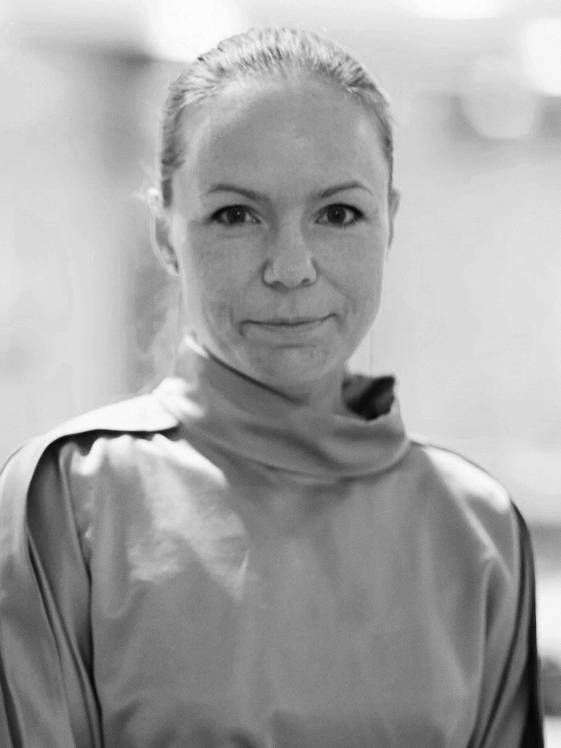 NINA BJERRING  CHIEF TRANSFORMATION OFFICER, ARLA FOODS   TRACK: CREATIVE SKILLS