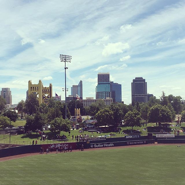 In case you didn't know...Sacramento IS, was and WILL ALWAYS be a BASEBALL town!