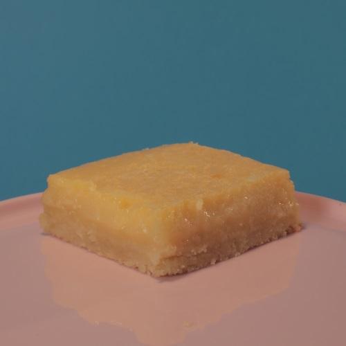 Carré citron - 8 pièces 24€