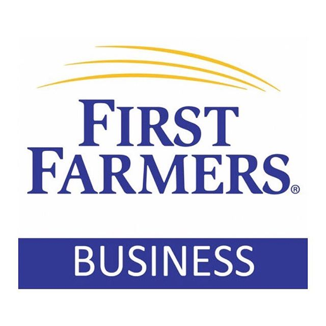 Thank you Lilly & your team @first_farmers for getting us set up w/ our business account.