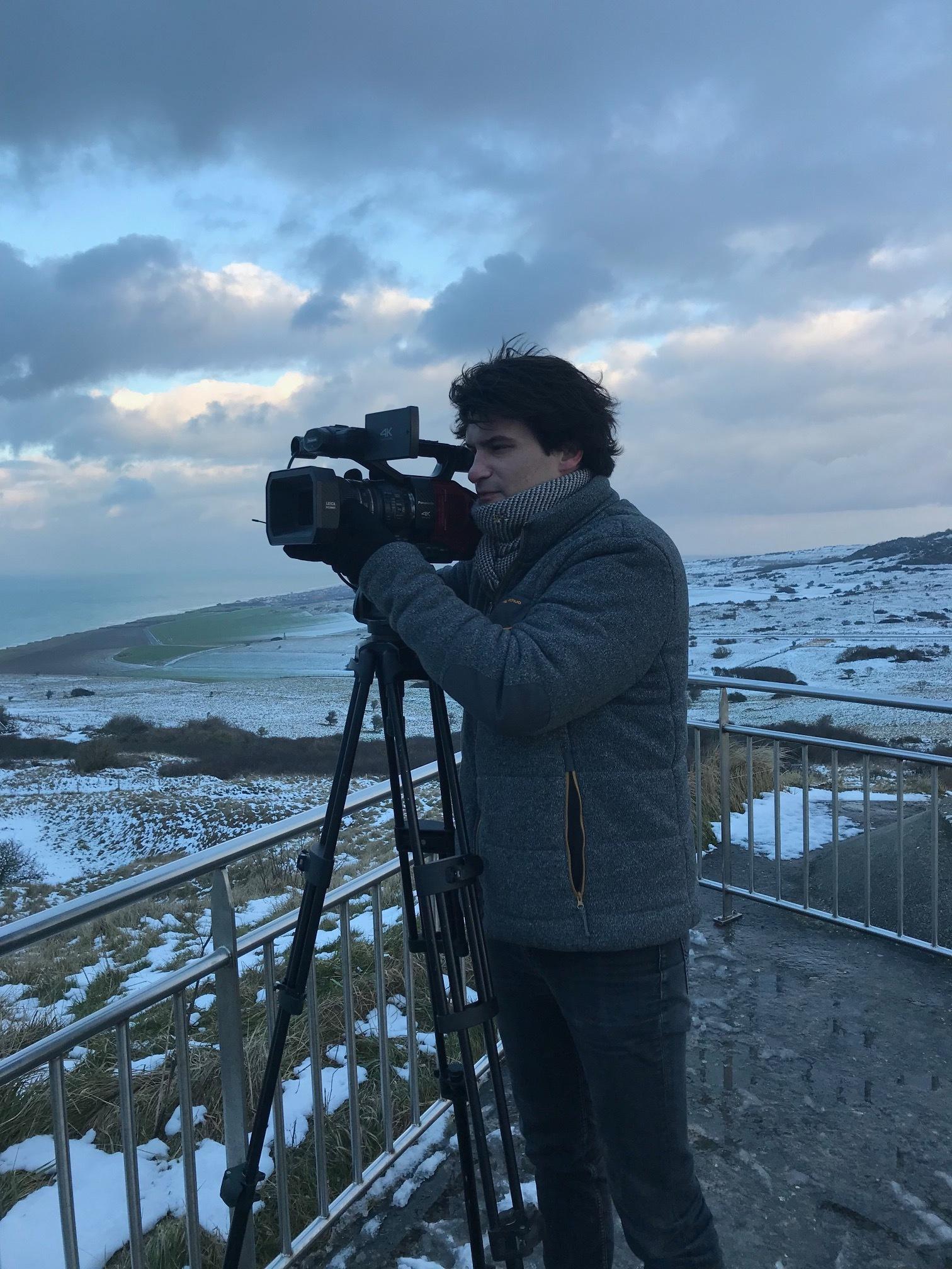 Benjamin Bosse - journaliste reporteur d'images