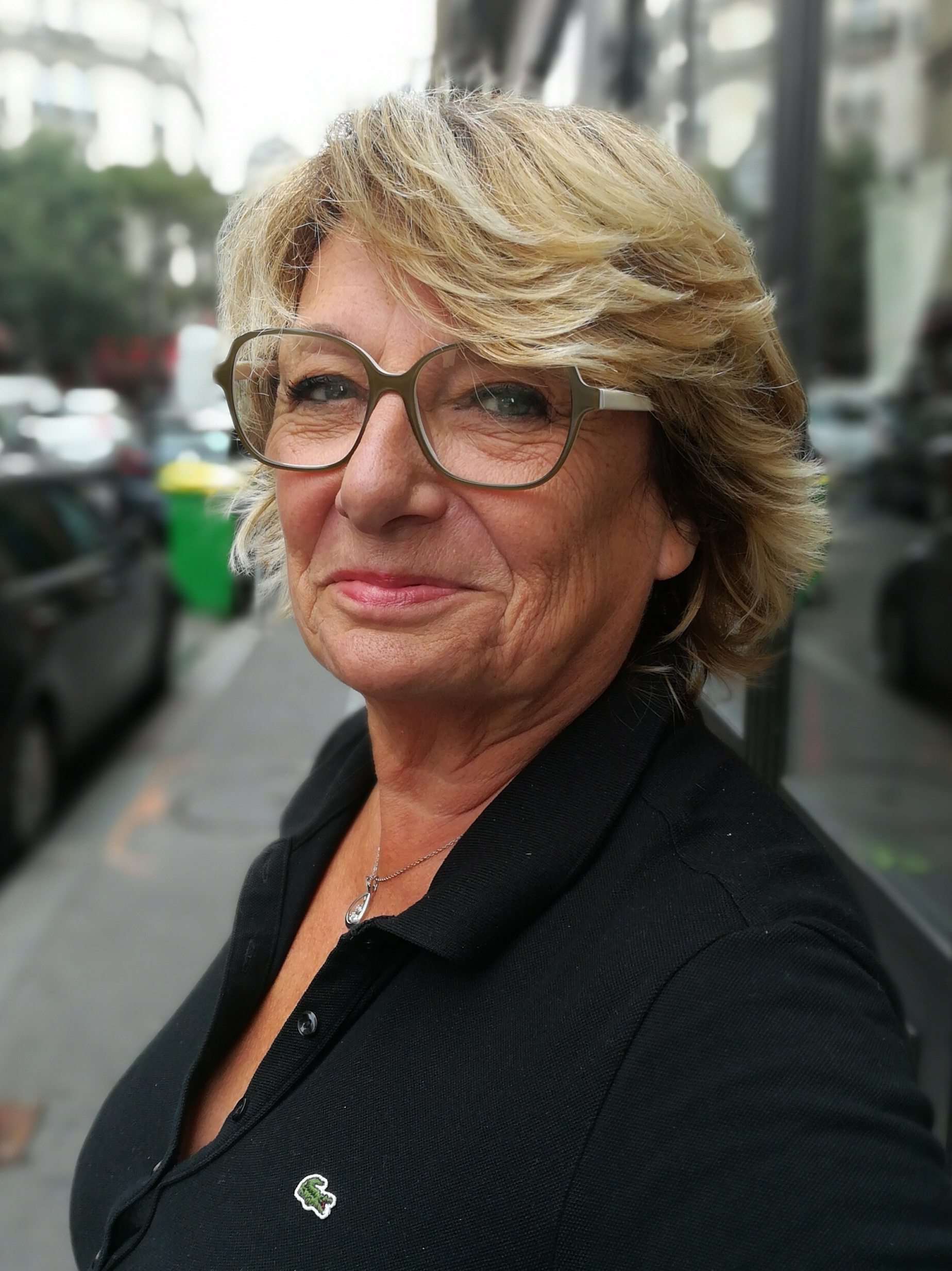 Dominique Houssu - directrice commerciale