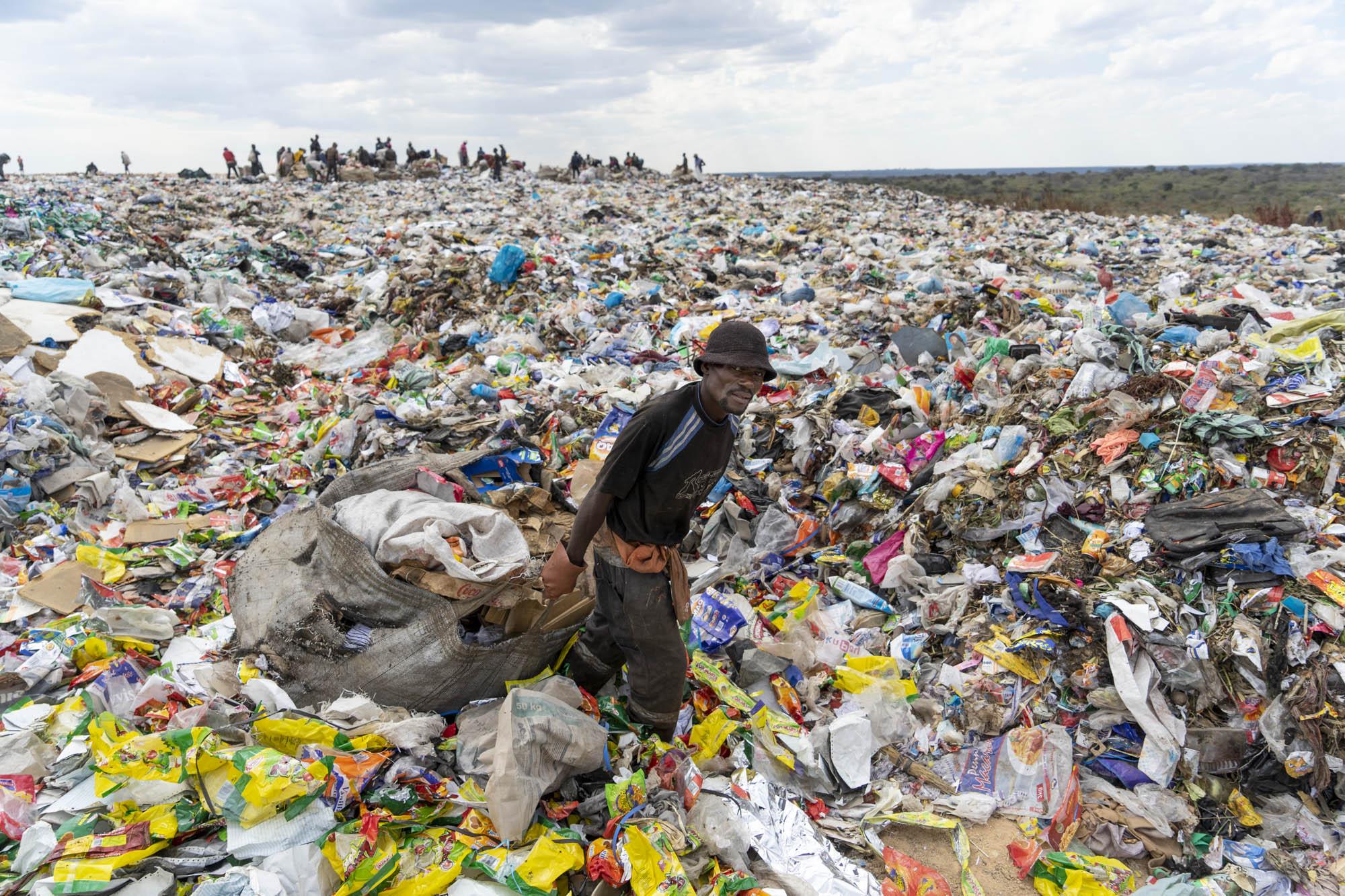 Plastic Invasion