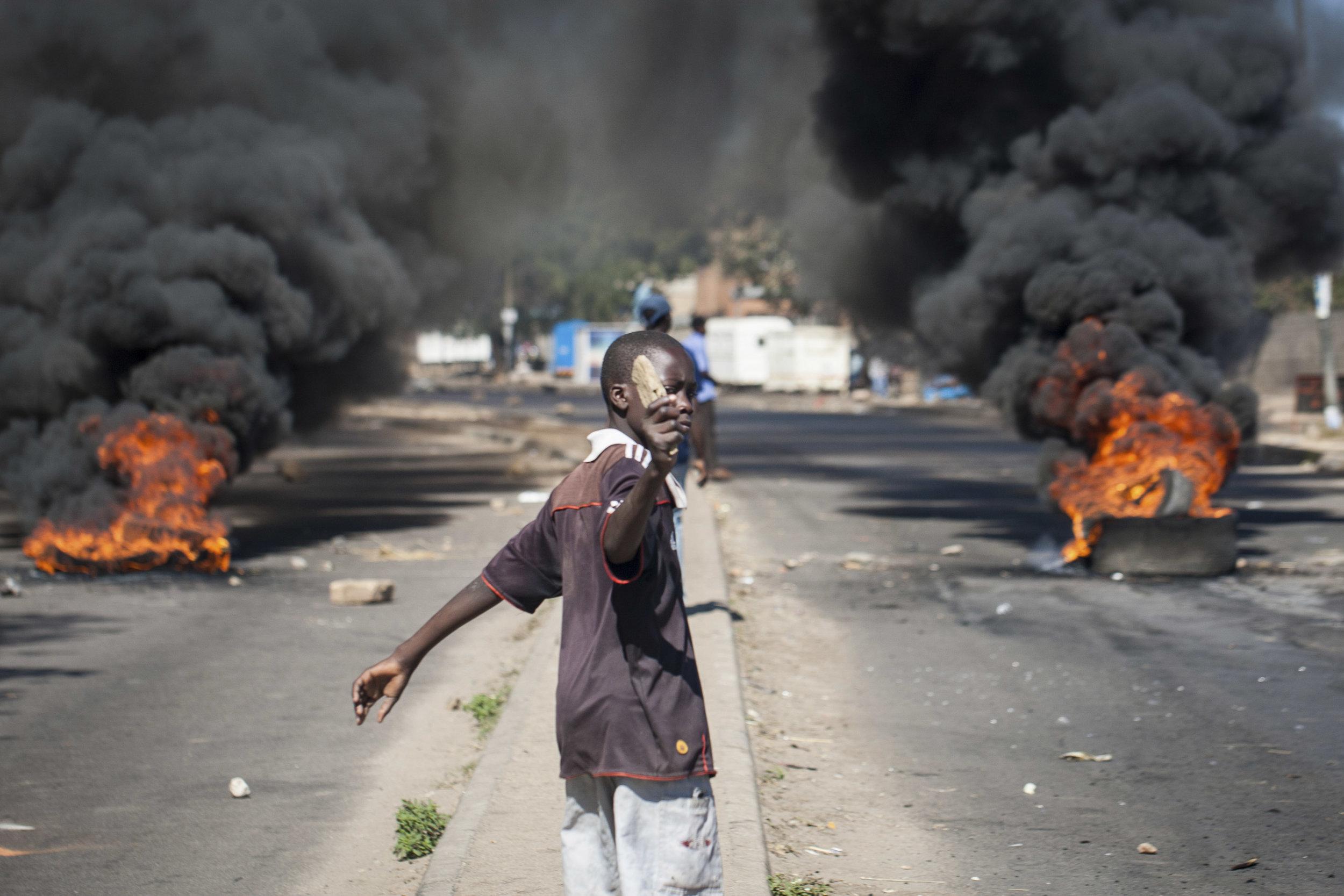 Shutdown Zimbabwe