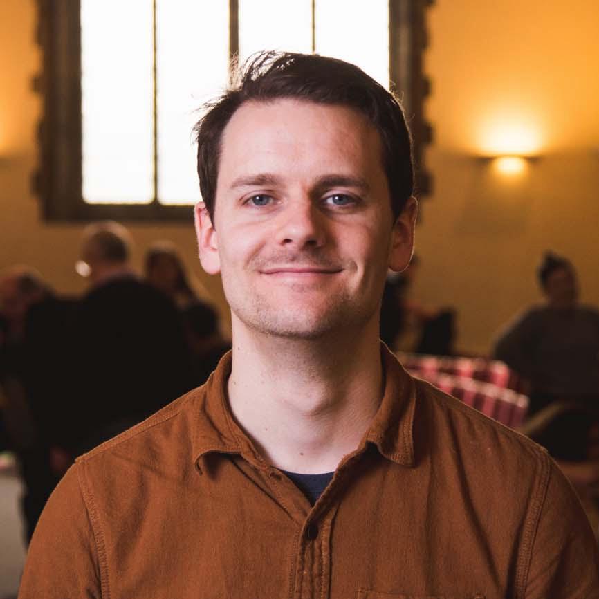 Nick Lattimer - Associate Vicar