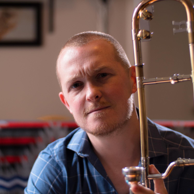 Seth Weaver, Jazz Voice & Trombone