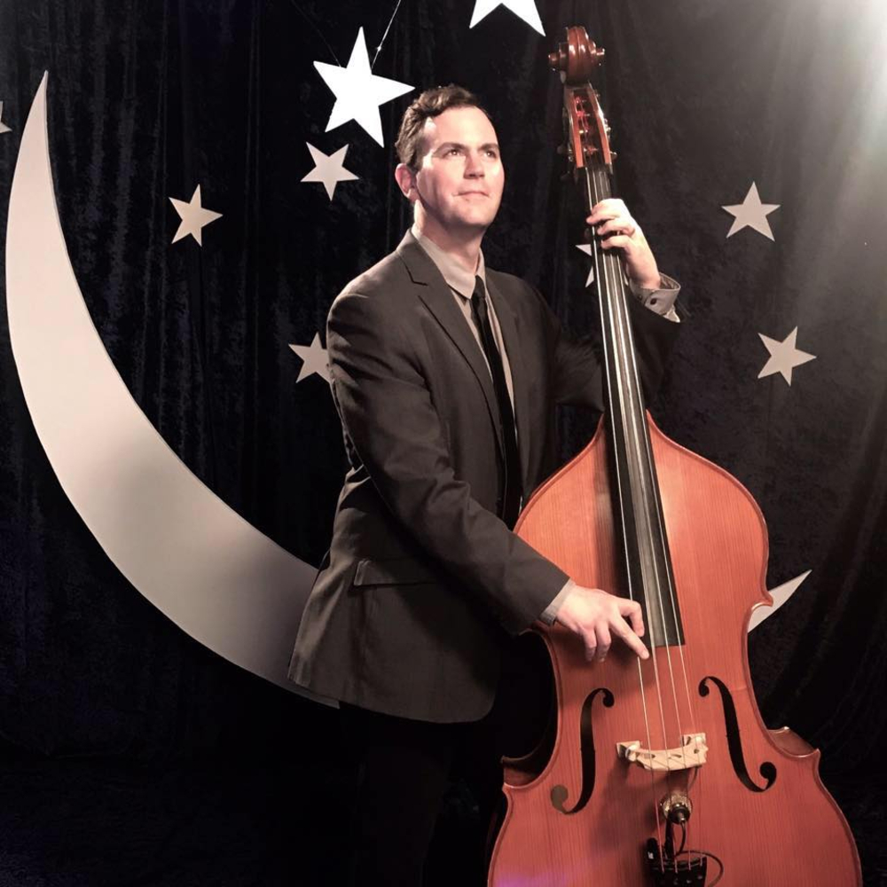 Eric Frey, Double Bass