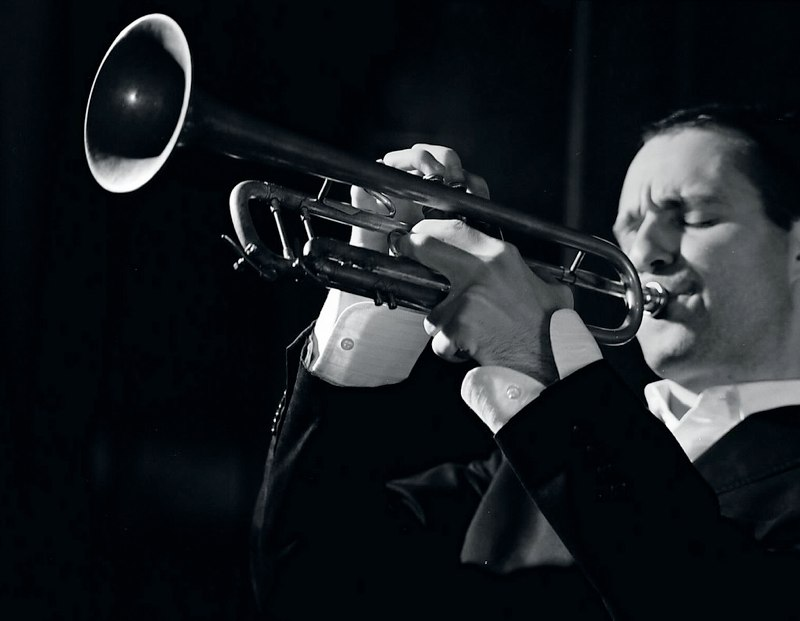 Mark Morgan, Trumpet