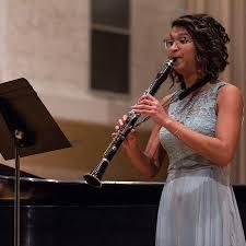 Katie Nicholson, Festival Winds Director & Clarinet