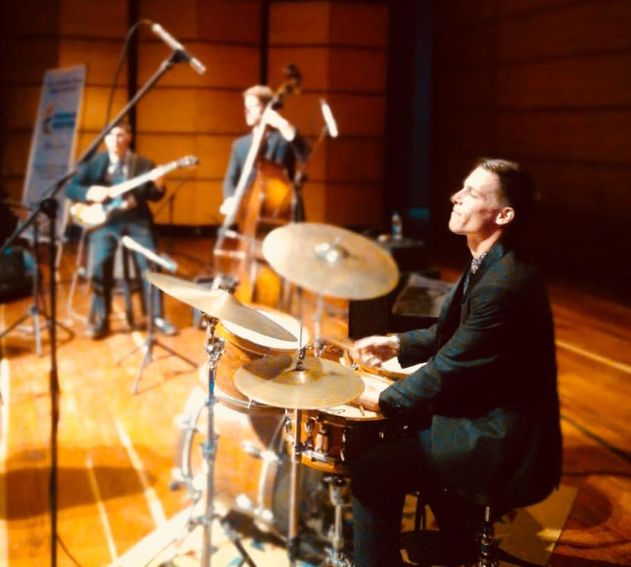 Johnny Richeson, Drumset & Percussion