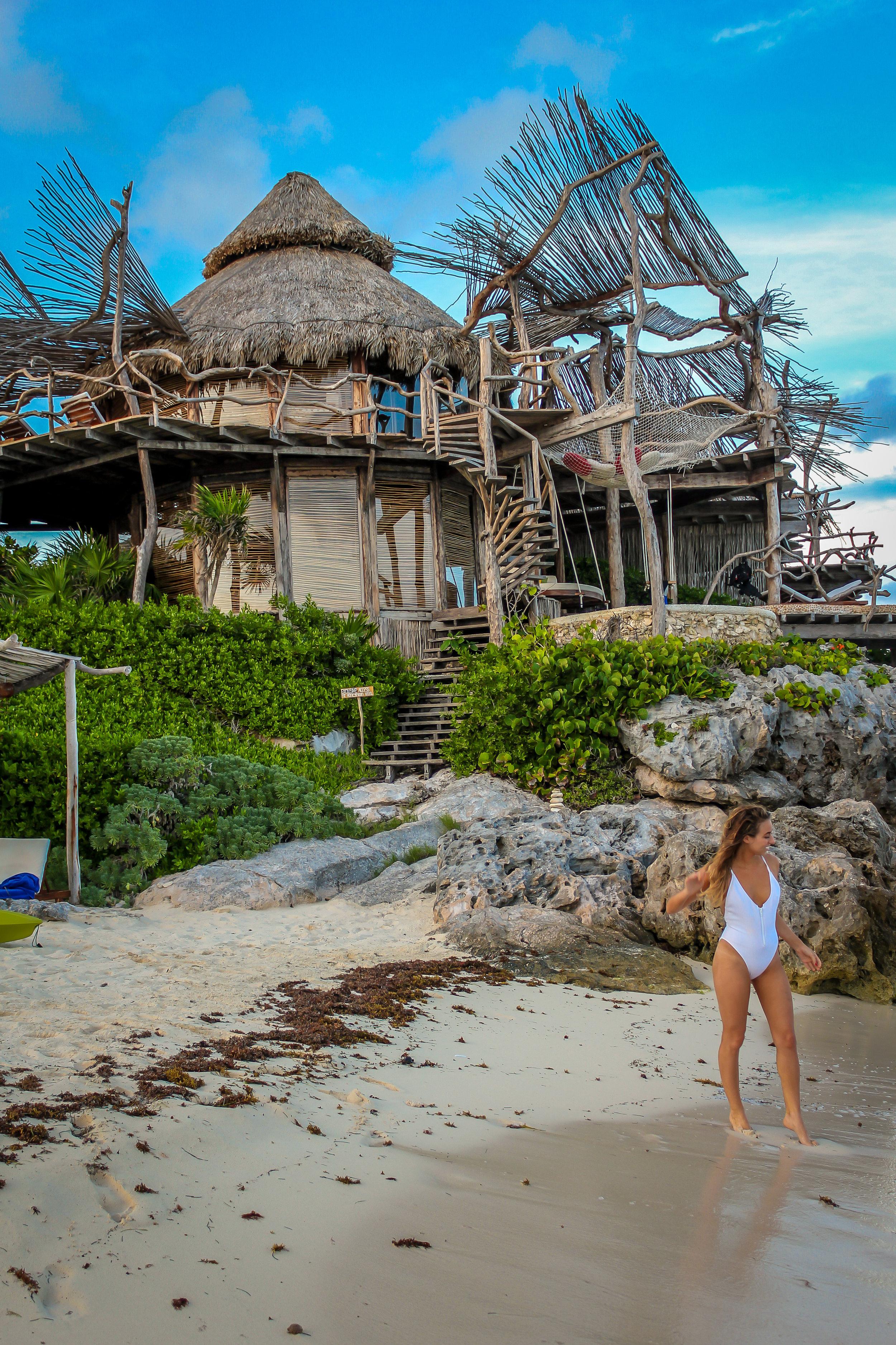 Azulik Hotel and Maya Spa