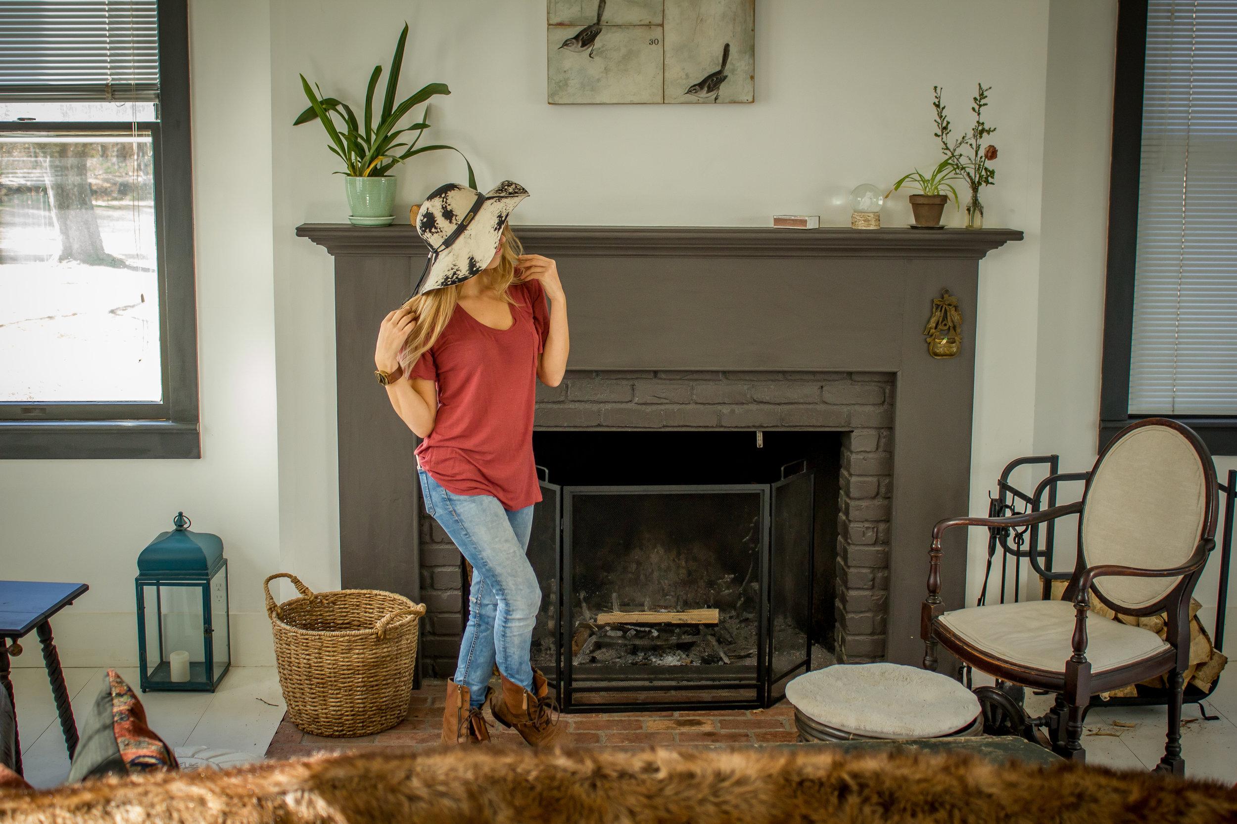 Cozy in the Catskills: FoxFire Mountain House