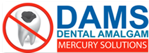Founded in 1990, DAMS is a non-profit that educates the public on dental mercury and other ways that dentistry may affect health.