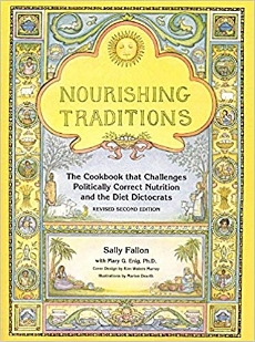 My bible of cookbooks, Nourishing Traditions has plentiful recipes for powerfully healthful meals. I make the chicken broth especially all the time.