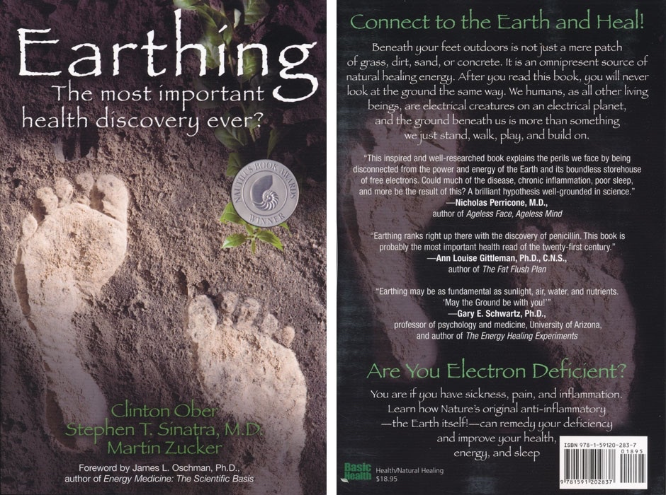 Reading this book opened my eyes to the power of connecting with the earth.